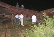 Gần chục toa tàu lao khỏi đường ray, một lái tàu thiệt mạng