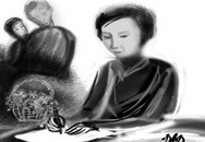 Bài báo nối tình mẹ con của người thẩm phán