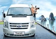 Ford Transit mới giá 798 triệu đồng