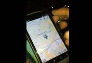 Chống trộm xe bằng điện thoại di động