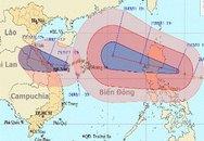 Thêm cơn bão cực mạnh trên biển Đông