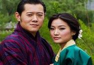 Chuyện tình cổ tích của Quốc vương Bhutan