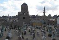 """""""Thành phố ma"""" ngay giữa thủ đô Cairo"""
