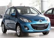 Xe Mazda2 lắp ráp ở VN giá dưới 600 triệu đồng