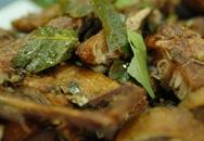 Vịt quay móc mật - món ngon xứ Lạng