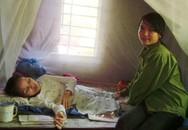 Cô gái dang dở việc học để chăm mẹ bại liệt