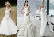 Giúp cô dâu sở hữu chiếc váy cưới lộng lẫy