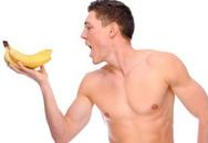"""Ăn chuối giúp tăng lượng """"con giống"""""""