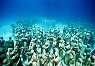 Bảo tàng điêu khắc khổng lồ dưới nước