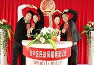 Đổ xô đi đăng ký kết hôn ngày 11/11/2011