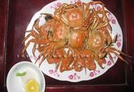 Ngon, hiếm món cua da Bắc Giang