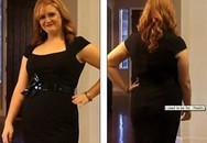 Nữ sinh giảm 38,5kg trong gần 4 tháng!