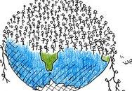 Năm 2050 dân số thế giới sẽ đạt 9,1 tỷ người