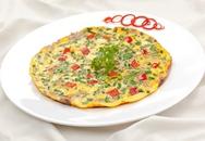 Trứng đúc hẹ, món ngon nhanh gọn