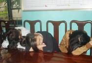 Nhiều sinh viên bị tạm giữ tại 'động lắc'