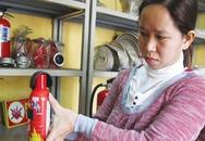 Bình chữa cháy mini đắt hàng