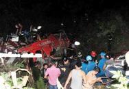 Cận cảnh  vụ tai nạn xe giường nằm thảm khốc tại Lào Cai