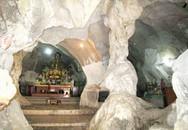 Ngôi chùa nghìn tuổi giữa lòng núi