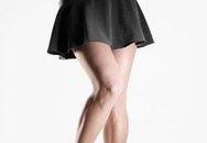 Tuổi nào phụ nữ mặc váy ngắn nhất?
