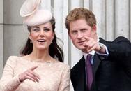 """Công nương Kate """"bỏ rơi"""" chồng ?"""