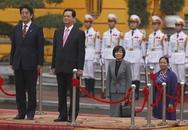 Một ngày của thủ tướng Nhật tại Hà Nội