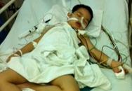 Xót lòng gia cảnh bé 6 tuổi bị bố dùng dao cắt cổ