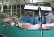 3 chiến sĩ bị thương nặng: Cần lọc máu liên tục và cắt cụt chi thể sớm đã bị hoại tử