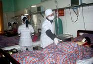 Bom bi nổ, 4 học sinh bị thương