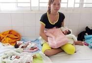 Đi thăm chồng, sản phụ 17 tuổi bất ngờ sinh ba
