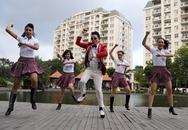 Doanh nhân thủy sản nhảy Gangnam Style điệu nghệ