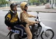 CSGT đưa học sinh đến trường vì mẹ bận... nộp phạt
