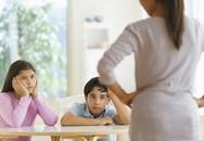 """4 cách để cha mẹ không """"phát điên"""" vì con"""