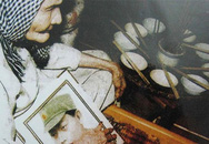 Quặn lòng trước những bức ảnh chạm đáy nỗi đau của người mẹ liệt sĩ
