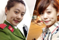 Nữ sinh Cảnh sát gây sốt: Múa đẹp, giỏi võ