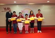 Gay cấn vòng thi chung kết VUS Spelling Contest