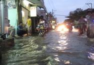 TP HCM: Đảo điên vì ngập nặng