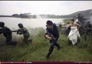Chú rể thất thần khi bị cướp dâu trong ngày cưới