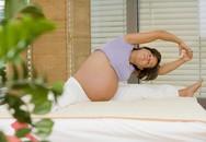 Mẹ bầu tập thể dục sẽ sinh con thông minh hơn