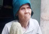 Mẹ già bị các con bỏ rơi trong đêm lạnh