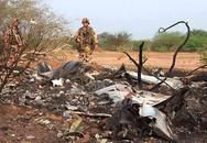 Hình ảnh đầu tiên về hiện trường vụ máy bay Algeria