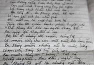 Bí mật bài thơ tặng con gái 2 tuổi của người đàn ông thiêu vợ