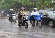 Những điều cần biết khi đi xe trong mưa phùn