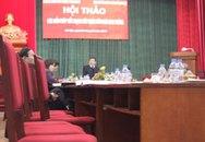 """Hà Nội họp bàn về văn hóa giao thông: Buồn vì """"văn hóa họp"""""""