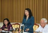 Lãnh đạo Bộ Y tế làm việc tại TP HCM: Tìm giải pháp giảm tải bệnh viện