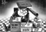 Nhiều sai phạm trong liên kết đào tạo: Bát nháo liên doanh