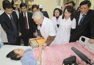 Tổng Bí thư Nguyễn Phú Trọng: Chăm sóc sức khỏe nhân dân là nhiệm vụ chiến lược