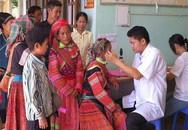 Bác sỹ trẻ về vùng khó khăn