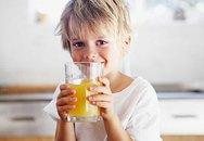 Chọn nước giải khát cho trẻ