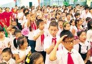 Cảm động lễ khai giảng của những em nhỏ đặc biệt