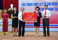 Bệnh viện C Thái Nguyên: Tiếp nhận thiết bị khám chữa bệnh trị giá 4,8 tỷ đồng